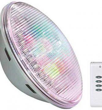 Ledbox GX53: Lámpara LED PAR56 para Piscinas